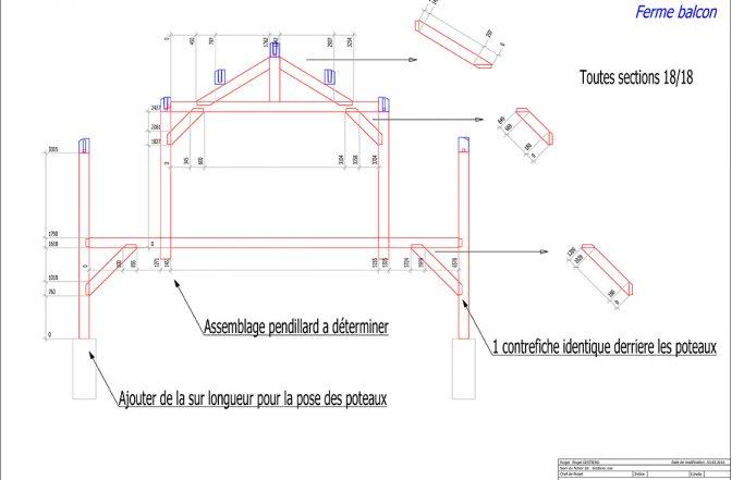 Plans d'atelier